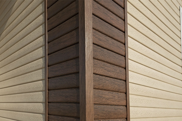 Наружный угол 076 (timberblock, stone house)