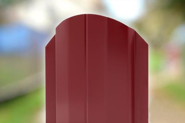 Металлоштакетник Рубин (103 мм)