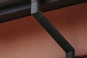 Колено трубы (верх/низ/сток)